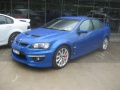 2009 HSV Clubsport (VE II) - Technical Specs, Fuel consumption, Dimensions