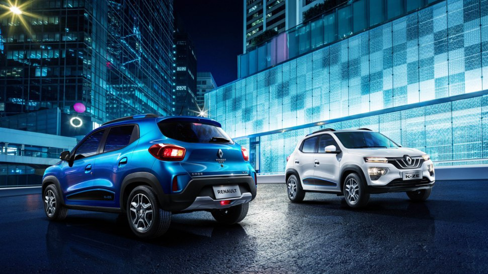 Renault-City-K-ZE-2019 - blue and white