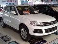 Technical specifications and fuel economy of Zotye T600