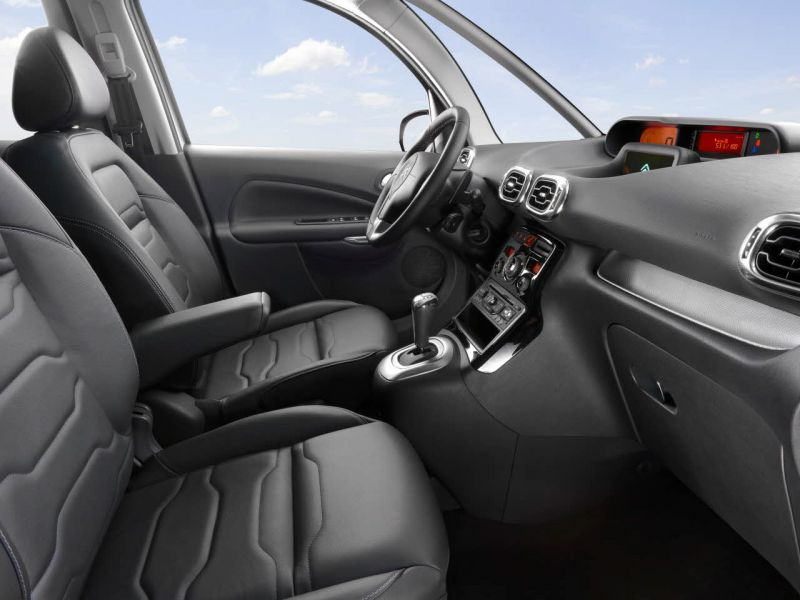 Images Of Citroen C3 Picasso Phase Ii 2013 810