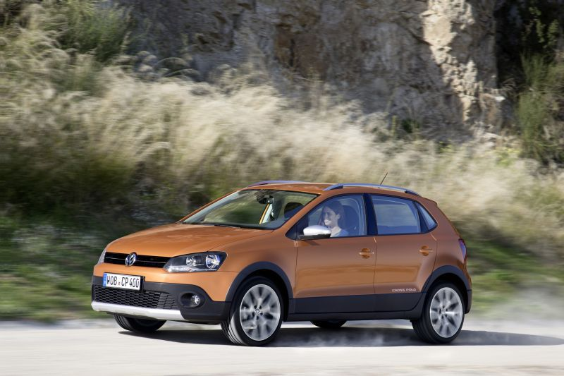 Images Of Volkswagen Cross Polo Facelift 2014 69