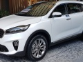Technical specifications and fuel economy of Kia Sorento