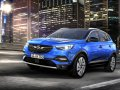 Technical specifications and fuel economy of Opel Grandland X