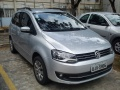 Volkswagen - SpaceFox (facelift 2014) - 1.6 (120 Hp) Automatic