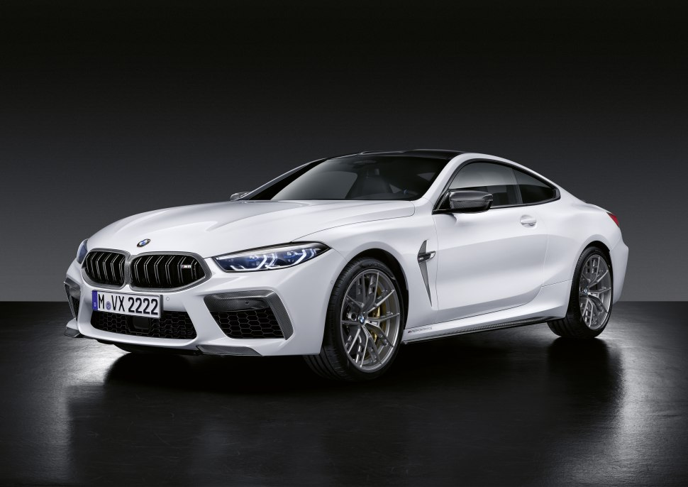 2019 BMW M8 Coupe - Фото 1