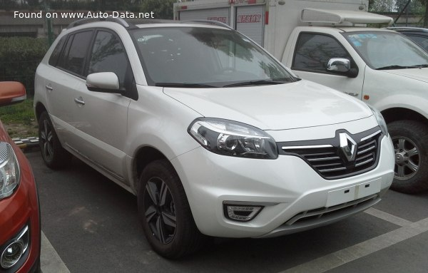 2013 Renault Koleos (Phase III) - Photo 1