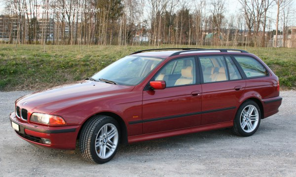 1997 BMW 5 Series Touring (E39) - εικόνα 1