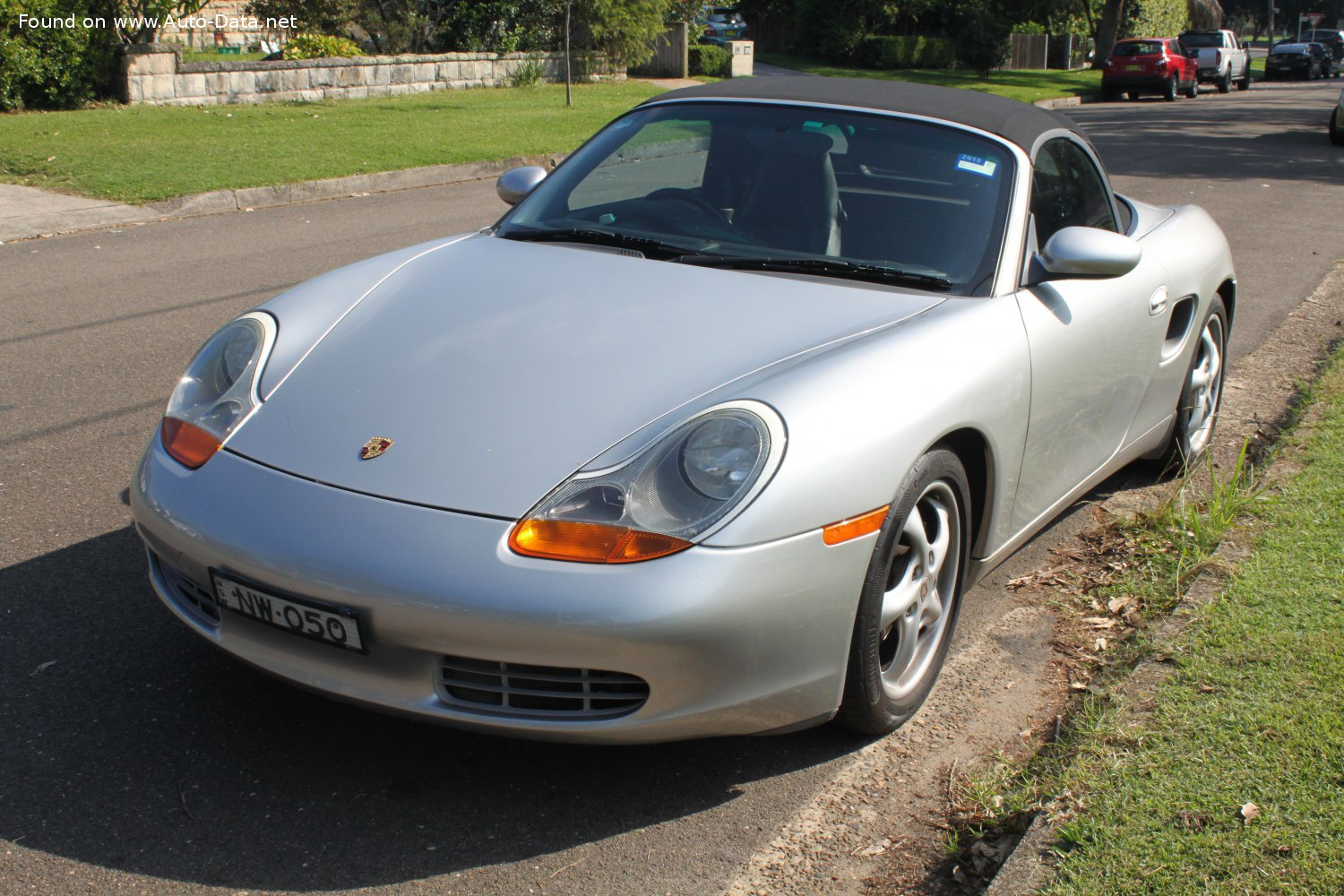 1999 Porsche Boxster 986 2 7 220 Hp Technical Specs Data Fuel Consumption Dimensions