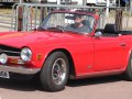 Triumph TR 6 - Technical Specs, Fuel consumption, Dimensions
