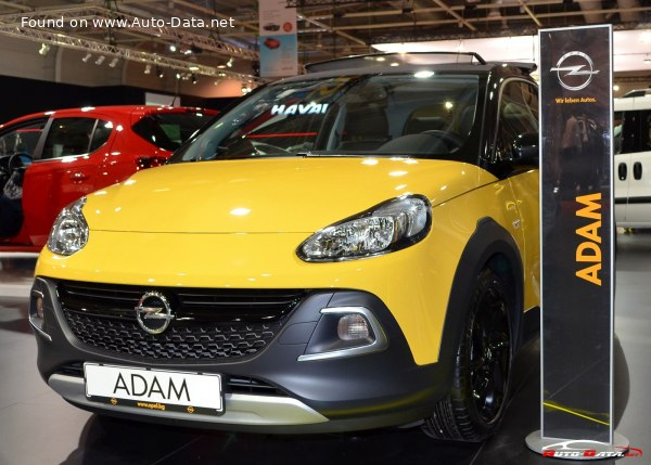 2013 Opel Adam - Photo 1