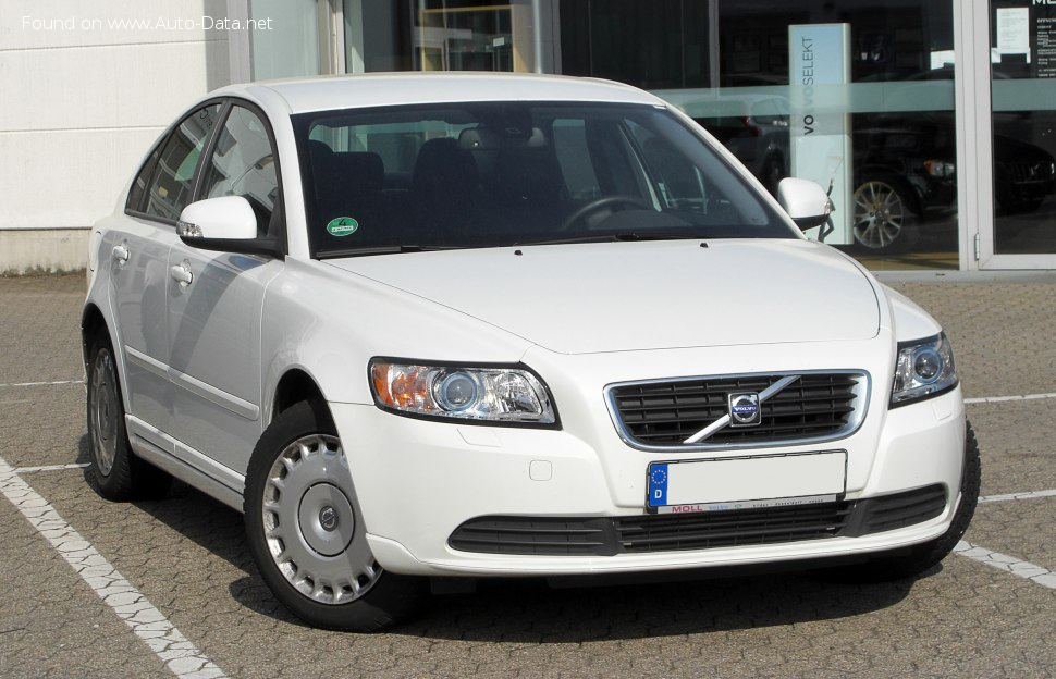 2007 Volvo S40 II (facelift 2007) - Photo 1