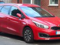2015 Kia Cee'd SW II (facelift 2015) - Technical Specs, Fuel consumption, Dimensions