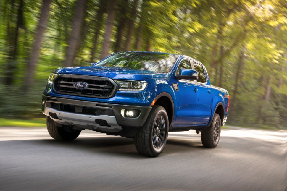 2019 Ford Ranger III Double Cab (facelift 2019) - Фото 1