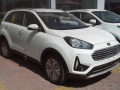 Technical specifications and fuel economy of Kia KX3