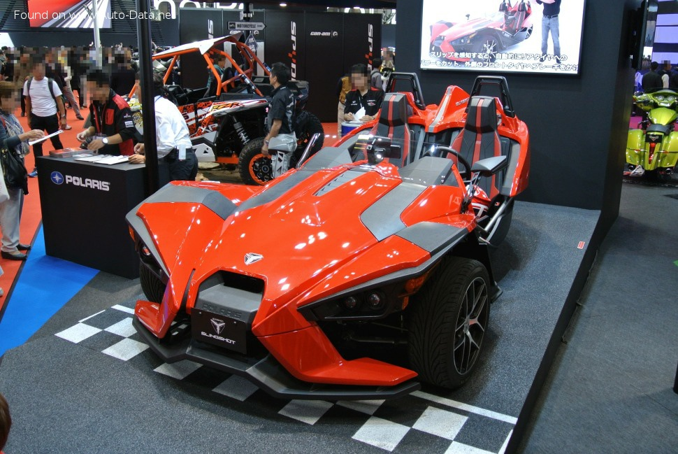 Polaris Slingshot specifications