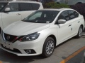 Nissan Sylphy (B17, facelift 2016) 1.6 (126 Hp)