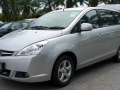 Technical specifications and fuel economy of Proton Exora