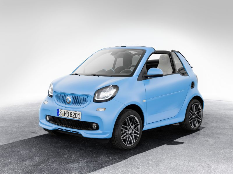 Smart Fortwo Technical Specifications Fuel Economy Consumption