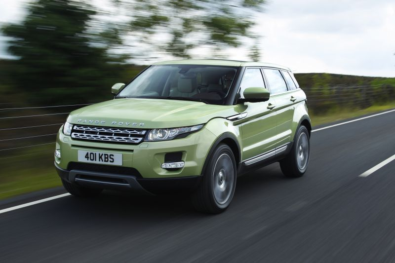 Land Rover Range Rover Evoque I - Photo 1