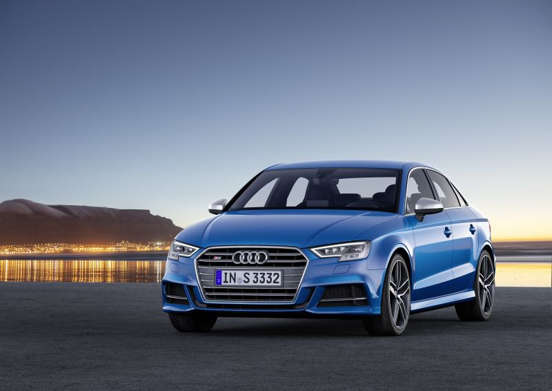 2016 Audi S3 Sedan (8V facelift 2016) - Kuva 1