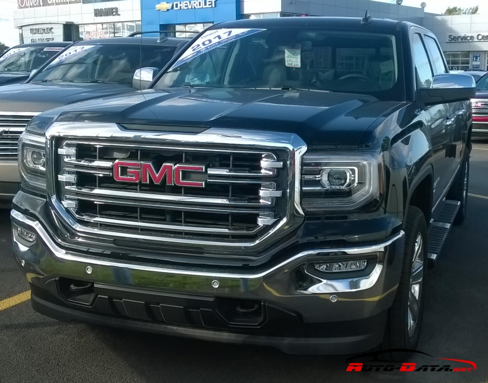 GMC Sierra 1500 Crew Cab IV (facelift 2015) Short Box - Foto 1