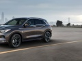 Technical specifications and fuel economy of Infiniti QX50