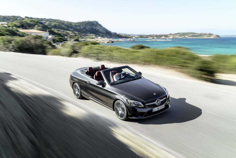 Mercedes Benz C Class Technical Specifications Fuel Economy