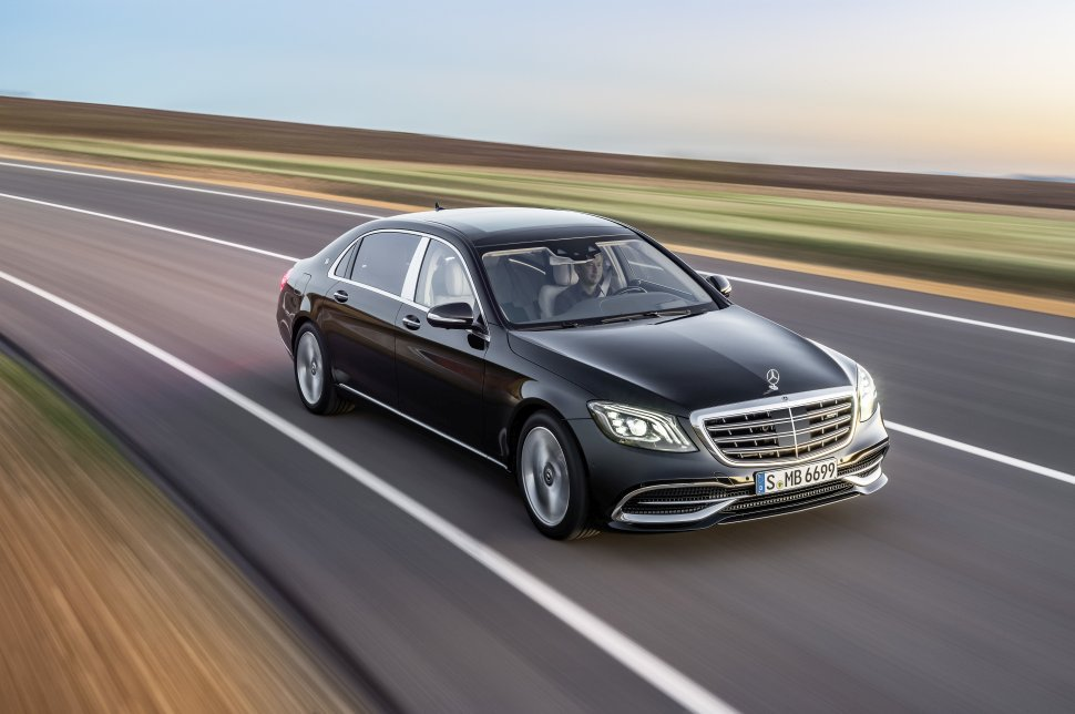 Fotografii Pentru Mercedes Benz Maybach S Class W222