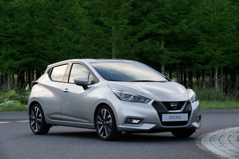 Nissan Micra (K14) 1 5 dCi (90 Hp) | Technical specs, data