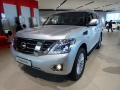 Nissan Patrol VI (Y62) (facelift 2014) 5.6 V8 (405 HP) 4WD Automatic