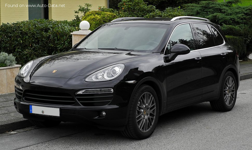 Porsche Cayenne II - Photo 1