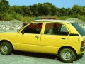 1979 Suzuki Alto I - Technical Specs, Fuel consumption, Dimensions