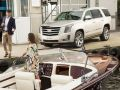 Technical specifications and fuel economy of Cadillac Escalade