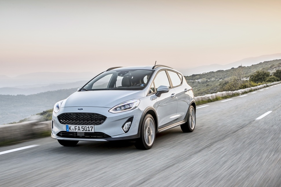 ford - fiesta - technical specifications, fuel economy (consumption)