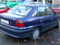 Opel Astra F Classic (facelift 1994) 1.7 Turbo (82 Hp)