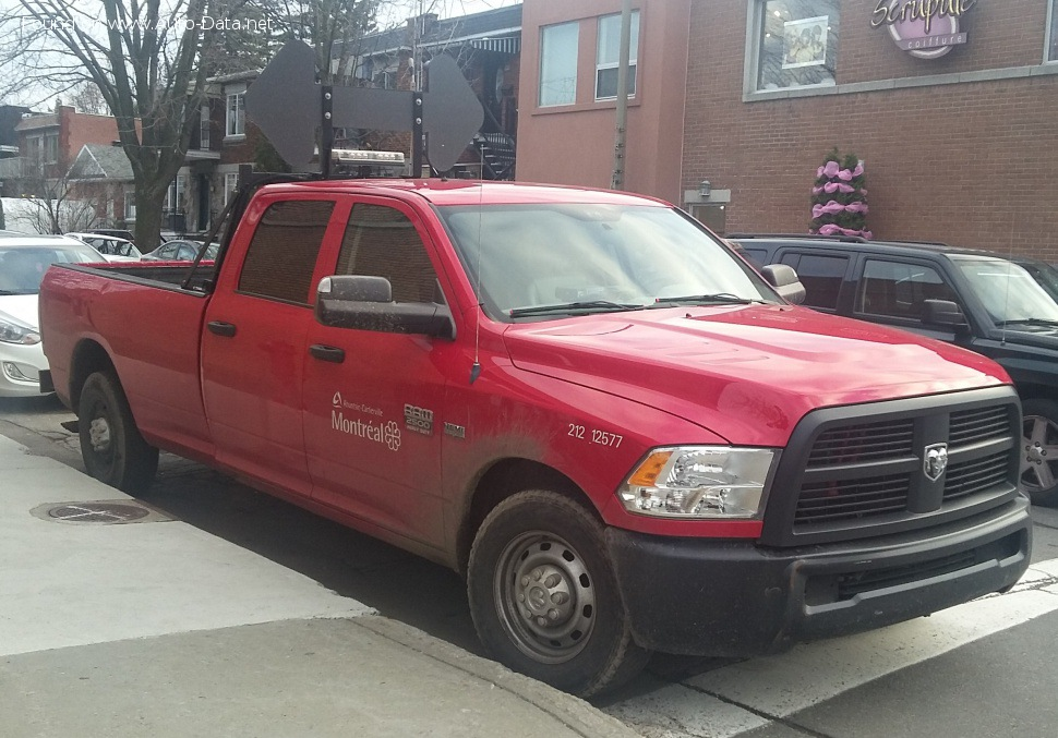 2010 RAM 2500/3500 Crew Cab I - Photo 1