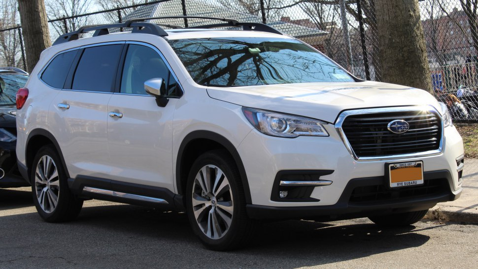 Subaru Ascent front view