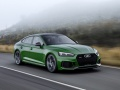 Technical specifications and fuel economy of Audi RS 5