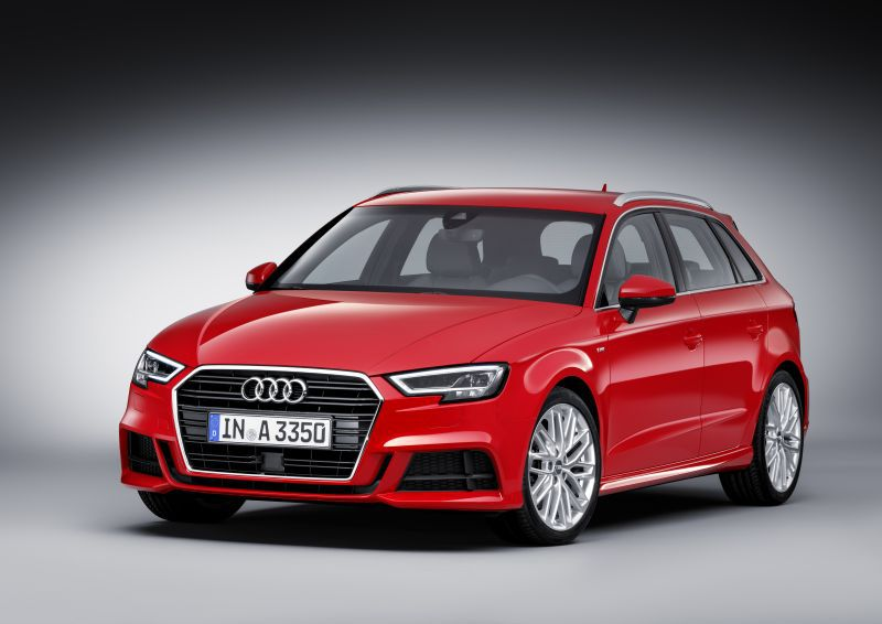 2017 Audi A3 Sportback (8V facelift 2016) - Photo 1