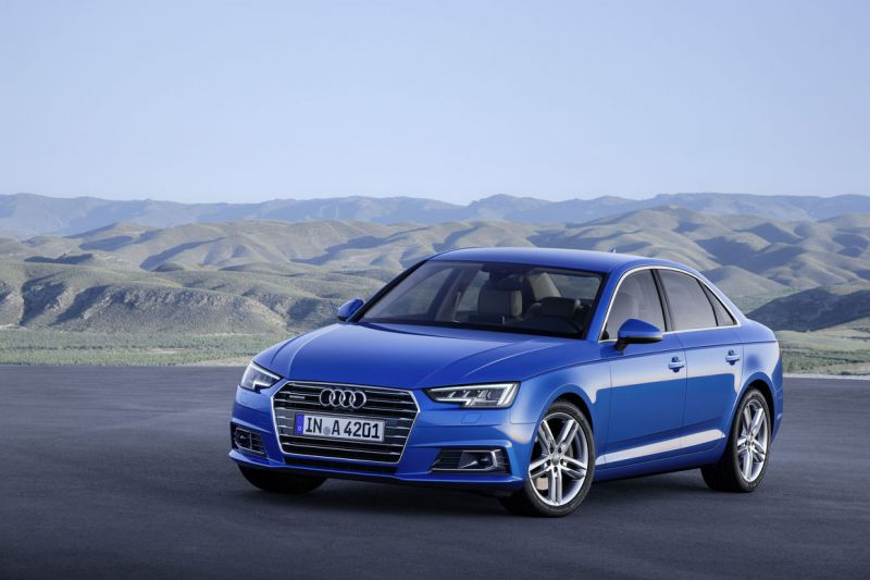 Audi A4 (B9 8W) 3.0 TDI V6 (218 Hp) quattro S tronic - Technical Specs, Fuel consumption, Dimensions