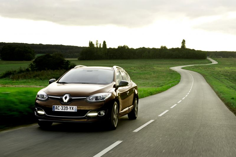 2014 Renault Megane III Grandtour (Phase III, 2014) - Photo 1