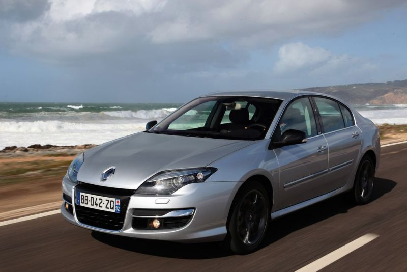 2010 Renault Laguna III (Phase II) - Photo 1