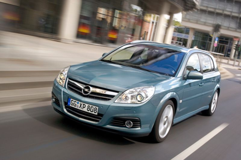 Opel Signum Technical Specifications Fuel Economy Consumption