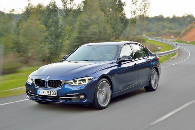 BMW 3 Series Sedan (F30 LCI, Facelift 2015) - Bilde 1