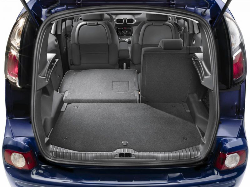 Images Of Citroen C3 Picasso Phase Ii 2013 410