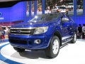 Ford Ranger II Double Cab (facelift 2009) 2.5 TDCi (143 Hp)