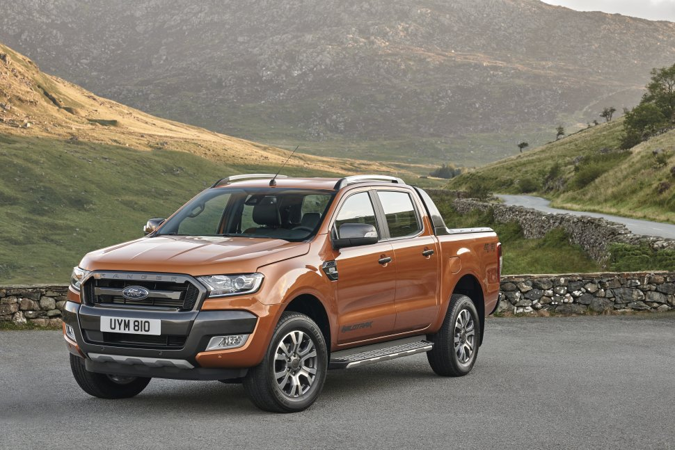2015 Ford Ranger III Double Cab (facelift 2015) - Снимка 1