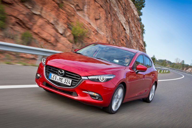 Mazda   3   Technical Specifications, Fuel Economy (consumption)