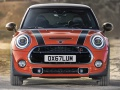 Technical specifications and fuel economy of Mini Hatch