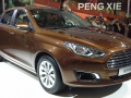 2015 Ford Escort Sedan (China) - Ficha técnica, Consumo, Medidas